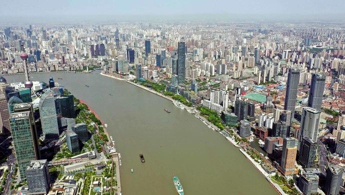 上海市人大常委会主任蒋卓庆:虹口要抓住战略机遇,高标准推进北外滩开发图片