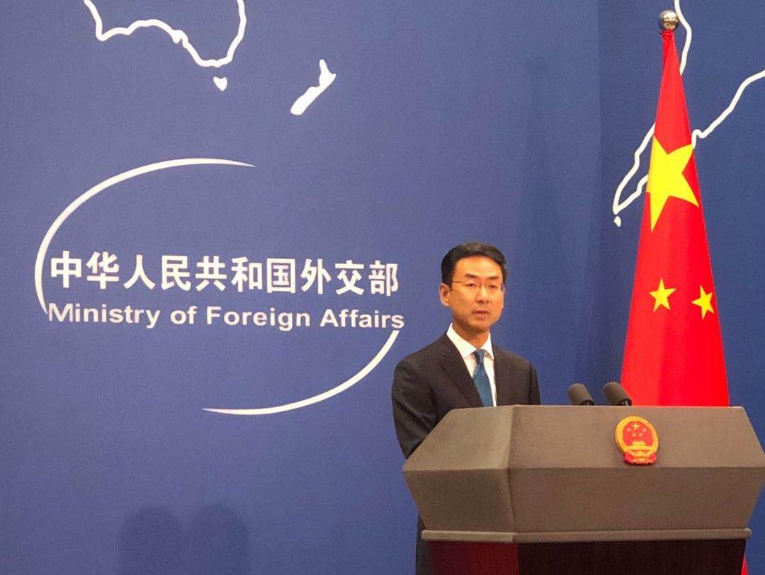 耿爽宣布卸任外交部发言人:我会继续讲好中国故事图片