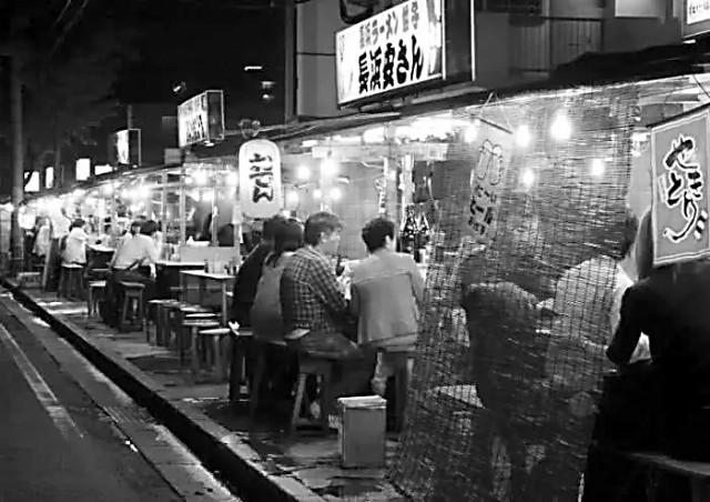 地摊经济,日韩怎么经营