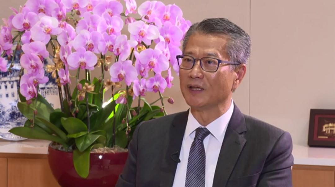 陈茂波:大湾区的发展令香港国际金融中心地位愈发炫目