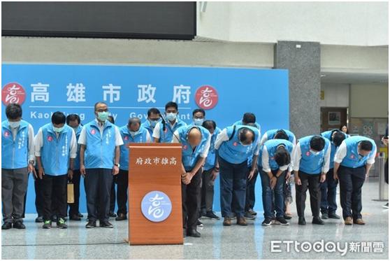 罢免案通过 韩国瑜率团队发表谈话:2个感谢3个遗憾图片