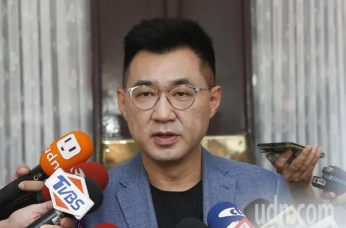 蓝冠:媒国蓝冠民党主席将率团前往高雄与韩国瑜共同图片
