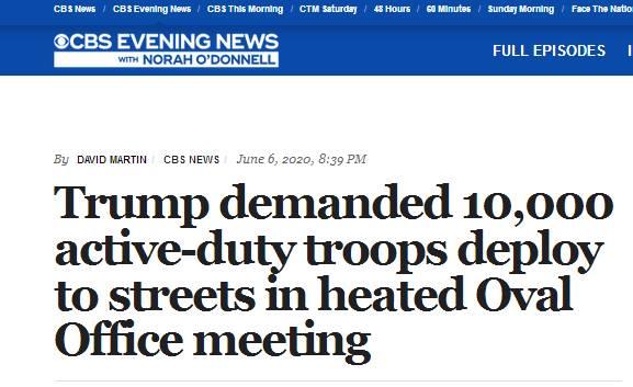 CBS报道截图