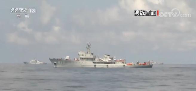 彩票代理海军跨彩票代理海区反水雷训图片