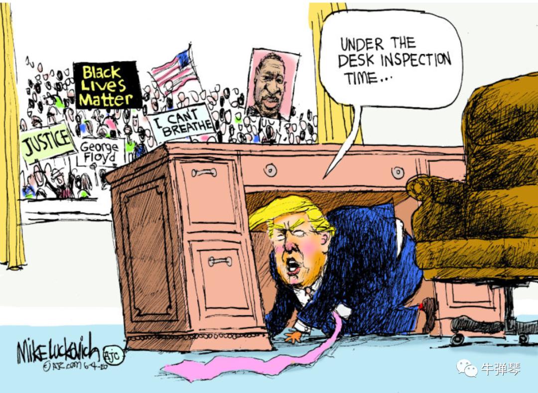 这是特朗普近来最兴奋的一天 又说漏嘴了一句话!