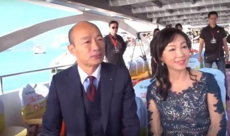 海外网:韩国瑜被罢免,然后呢?图片