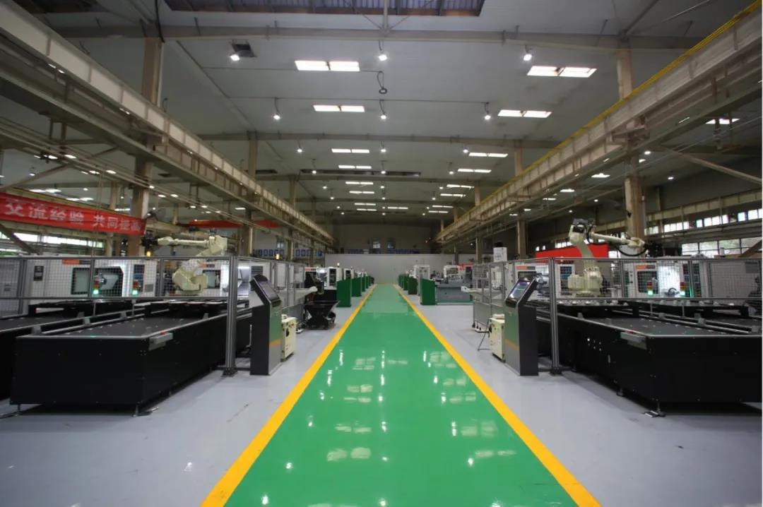 国机集团打造我国超硬材料行业第一条智能制造示范线图片