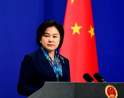 """中国发旅行提醒是""""单独针对澳大利亚""""?外交部回应图片"""