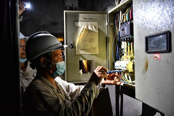 用电更安全更放心!重庆启动居民供电设施改造工程图片
