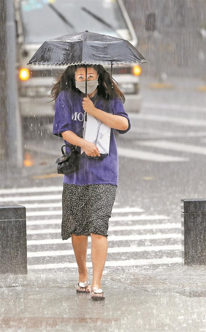 【杏悦平台】年来最强杏悦平台龙舟水防御工作到位全图片