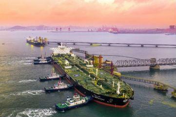 中国5月原油进口创纪录 外媒:需求彻底复苏图片