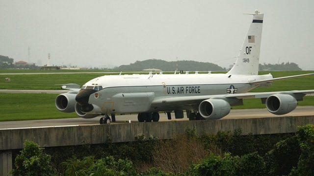 连续第11天!美军机再次现身台湾