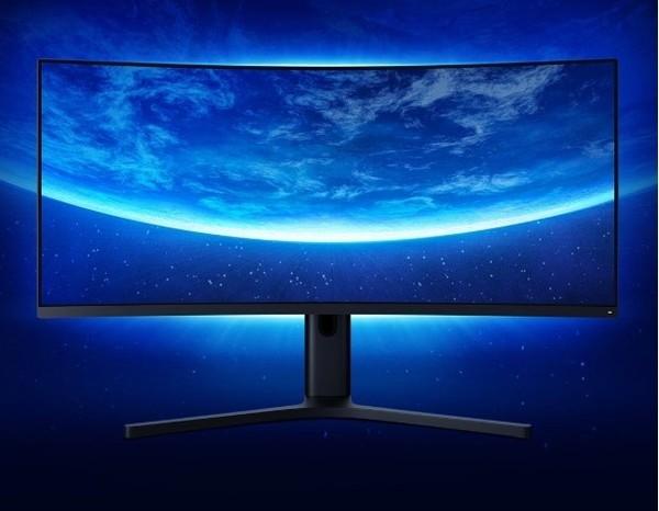 144Hz 2K带鱼屏!小米曲面显示器34英寸降至2199元