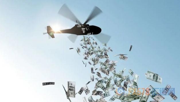 """经济衰退美国个人收入不降反升?""""直升机撒钱""""即将到期"""