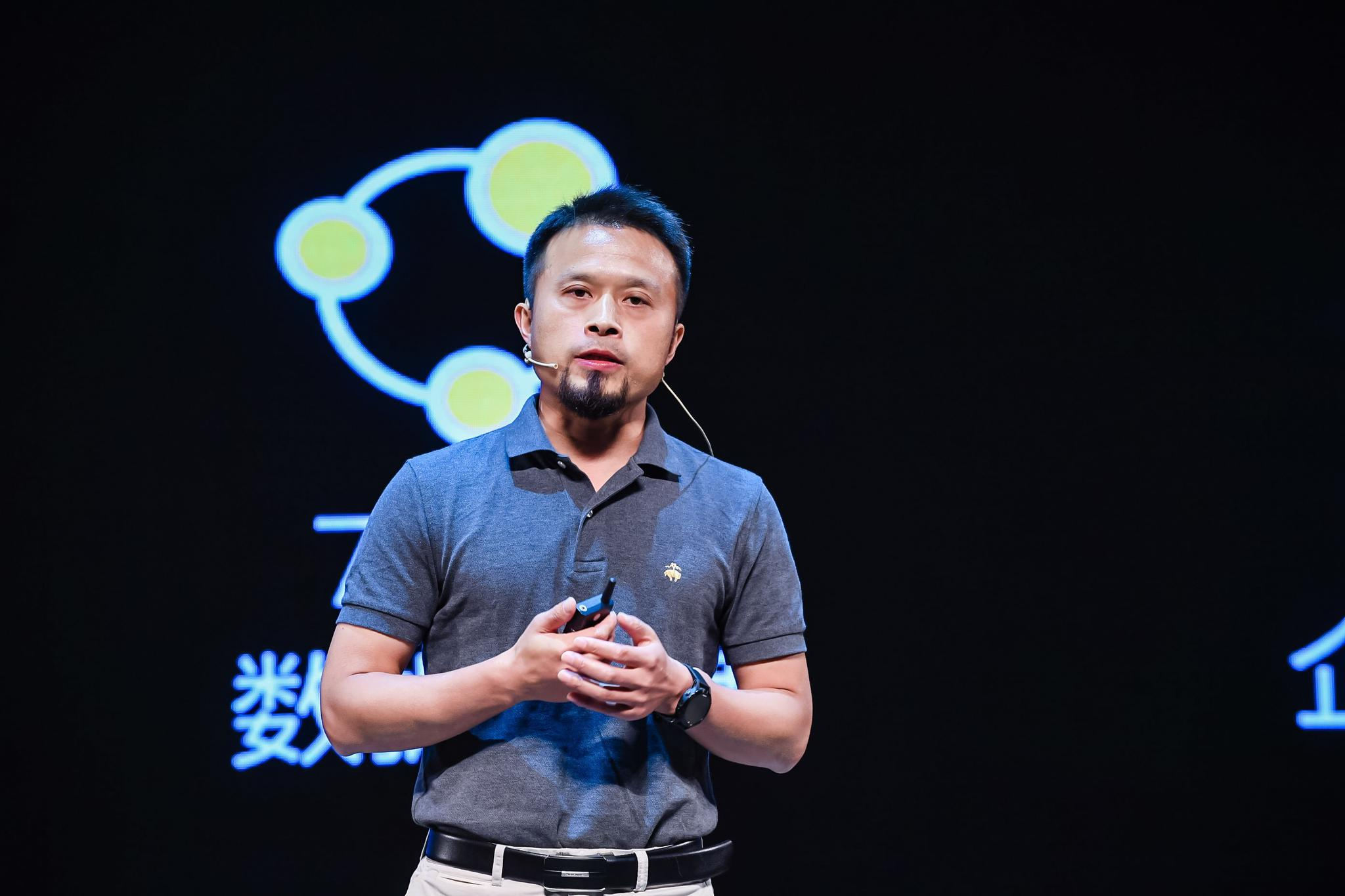 合合信息陈青山:AI+大数据 帮助企业扩张数字领土