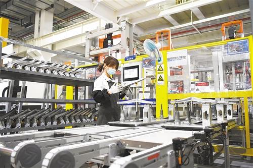 政策助力,市场广阔——  工业互联网为制造业提供新跳板图片
