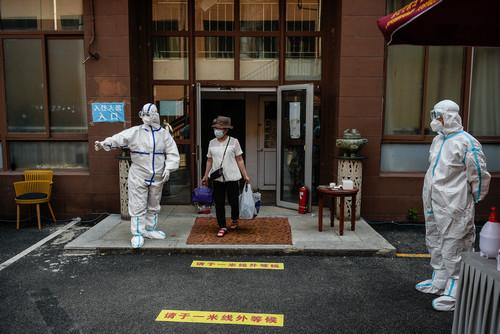 外媒评析北京天富清零为世界抗疫提供经验,天富图片