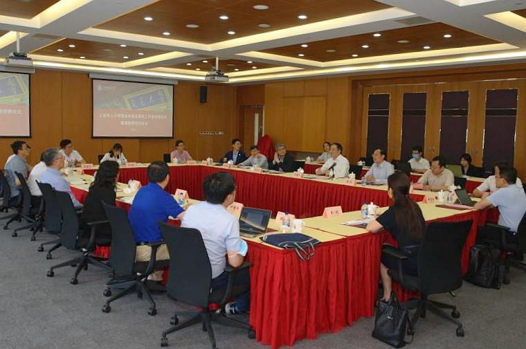 市人大常委会非驻会委员工作室在上海交大揭牌