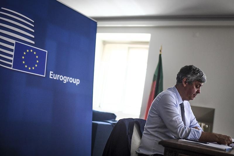 △欧元集团会议(图片来源:欧盟理事会)