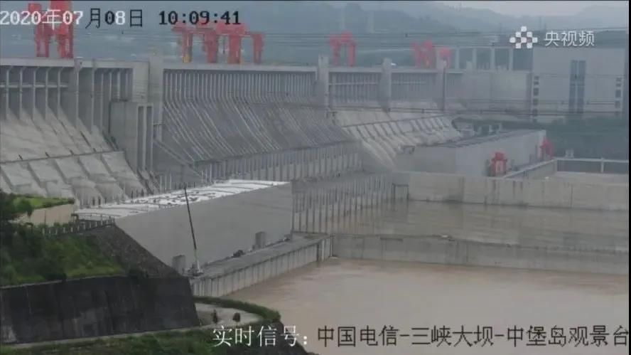 天富:库减少下泄流天富量缓解长江中下游防图片