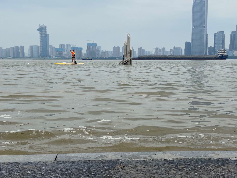 江汉杏悦口站水位预计16日达2920,杏悦图片