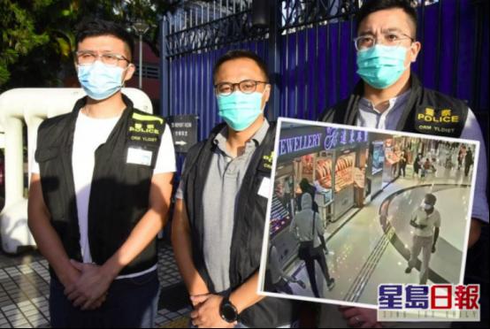 「赢咖3-律搜网」黑社会背景香港警方图片