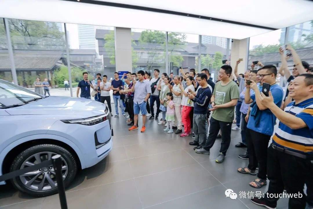 理想汽车去年亏24亿:大幅小于蔚来同期 美团王兴加持