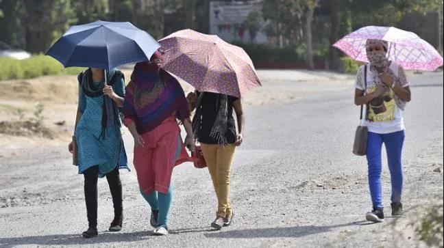 △本地时候5月26日,印度都城新德里最高气温达47.6摄氏度,创下十年来5月最高温记录