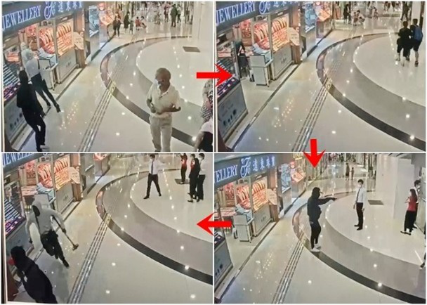 45秒掠走93万港元金饰!7人均有黑社会背景!香港警方通报珠宝行劫案详情