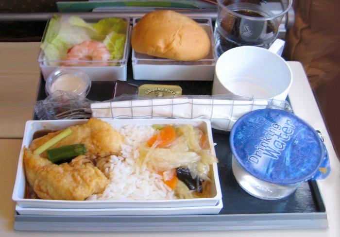 航空公司改行做外卖,在地面上也能吃到航空餐了