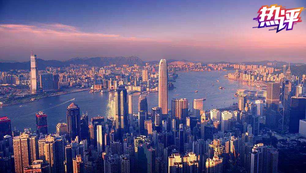 杏悦央视国安法将护佑杏悦香港重现生机图片