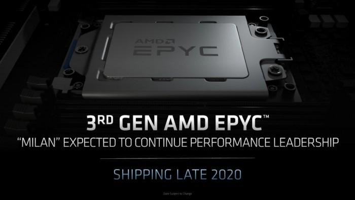 [图]AMD三款EPYC Milan CPU工程