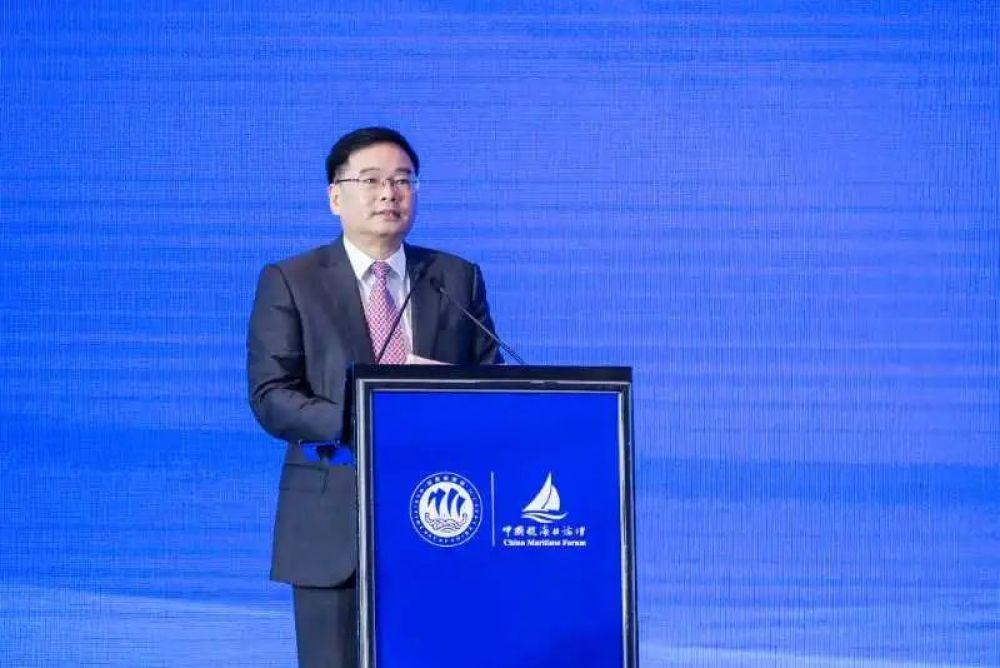 汤志平:推动长三角地区成为国际物流网络重要节点