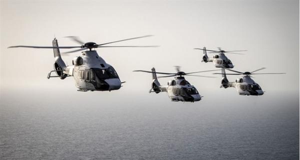 空客双发旋翼H160直升机将投入市