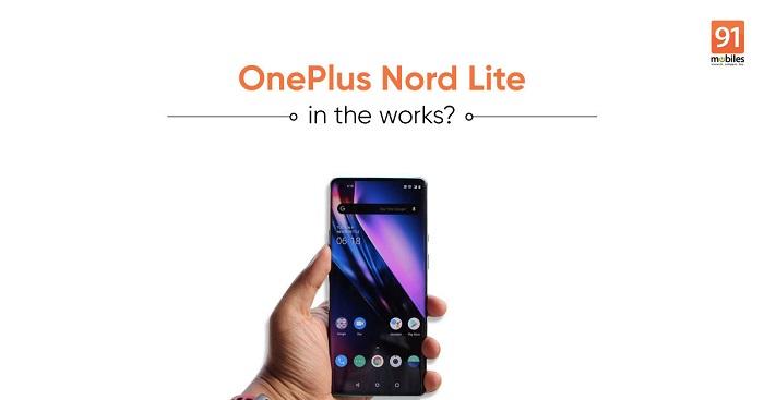 一加或推出采用高通骁龙690芯片组的OnePlus Nord Lite机型