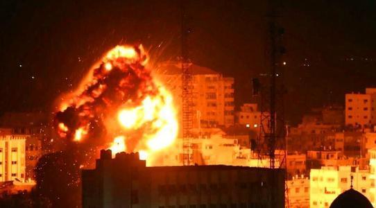 伊朗首都再次遭轰炸!美以双双表态 伊朗不敢公布原因