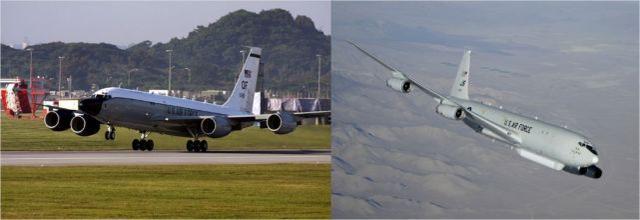 韩媒:美国向日本嘉手纳基地部署侦察机,意在监测朝鲜