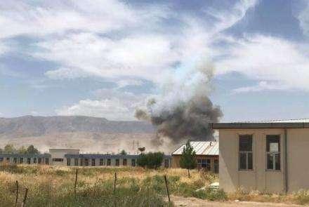 阿富汗萨曼甘省发生爆炸 数十名伤者被送往医院