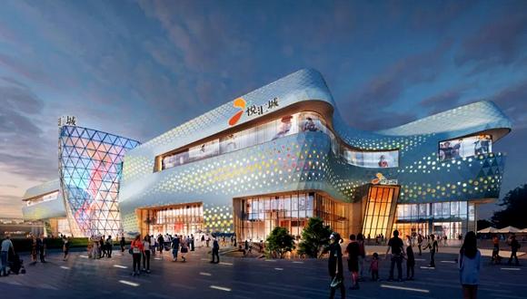 广州第二大单体购物中心即将落成,由鞋城改造而来