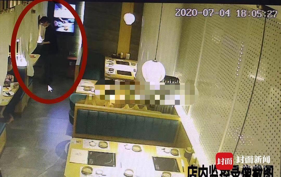 """深圳自助餐厅""""下药""""事件发酵 当事男子回应本意是恶作剧 道歉遭拒图片"""