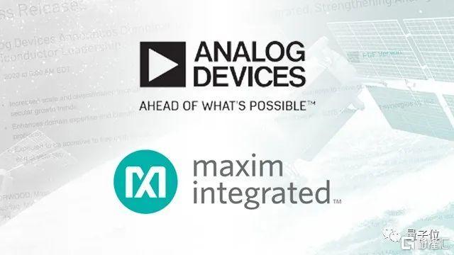今年芯片行业最大收购案:亚德诺209亿美元收购美信,对抗行业老大德州仪器