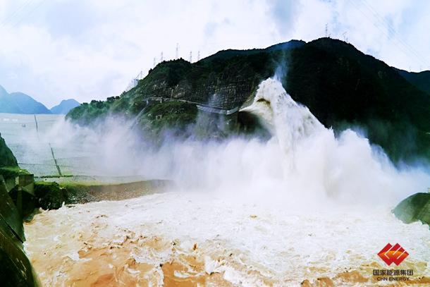 大渡河减少瀑布沟泄洪缓解长江流域防洪压力