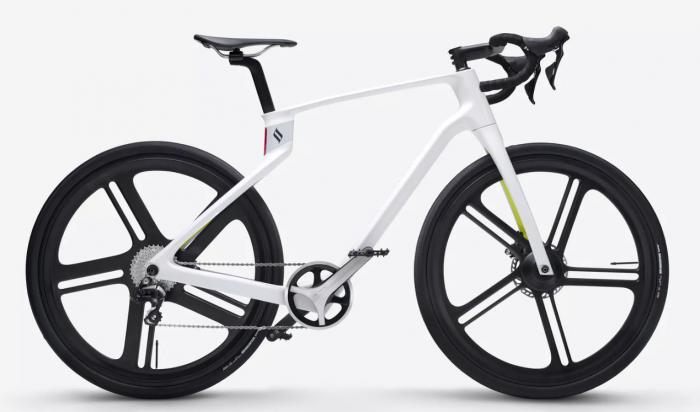 Superstrata推出 全球首款 3D打印一体式电动自行车