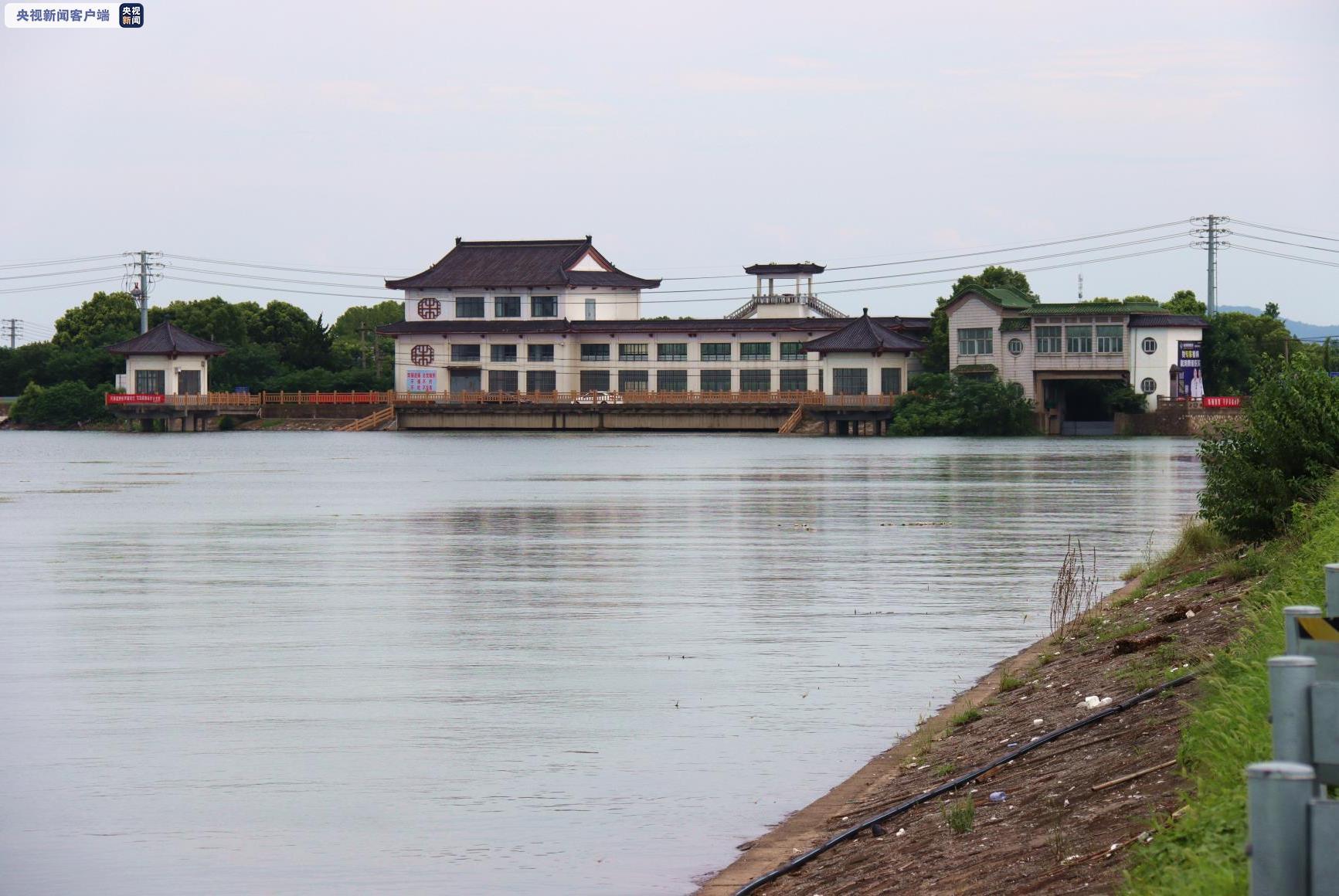 [杏悦]石杏悦臼湖区域启动防汛Ⅰ级应急图片