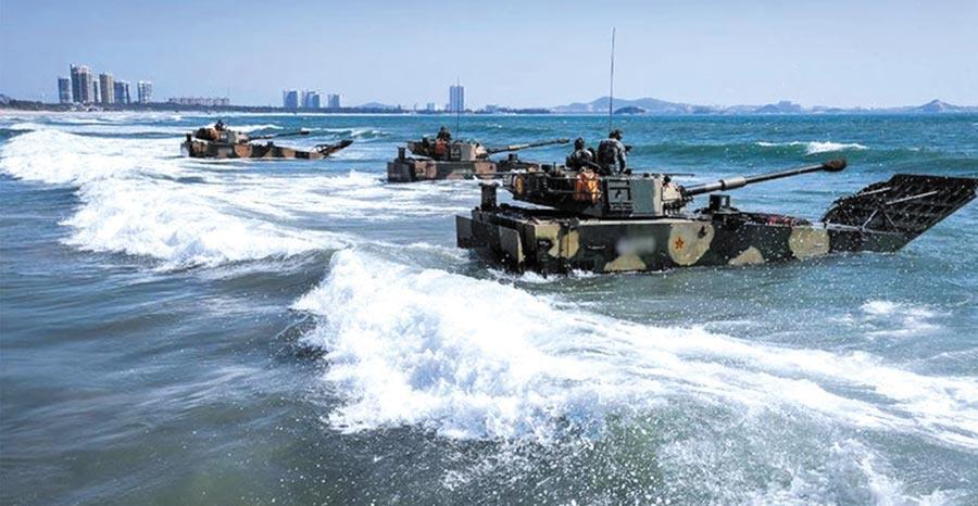 杏悦:海杏悦军将出动3个航母战斗群挡下武统图片