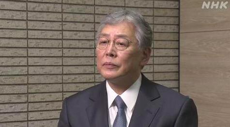 ▲ 日本东北医科药科大学特任教授贺来满夫(NHK电视台)