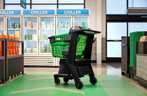 亚马逊推出全新智能购物车 无需收银员就能结账