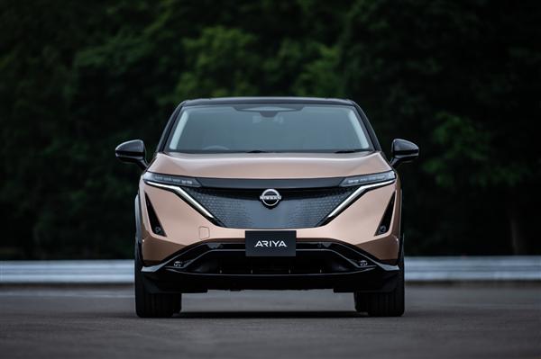丰田本田集体侧目!日产全新电动车Ariya正式发布:外观没话说