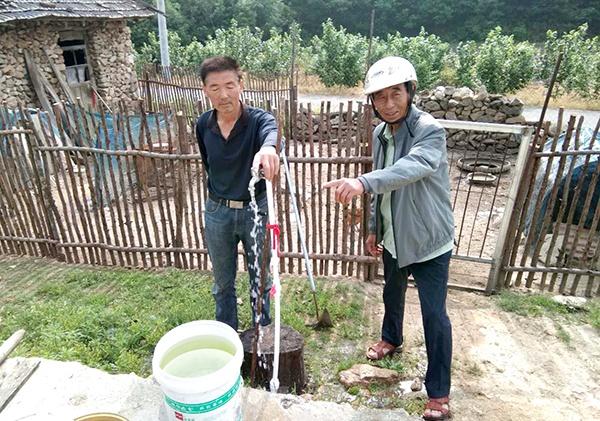 宽甸县:让监督保障动起来 山区百姓喝上放心水幸福水图片