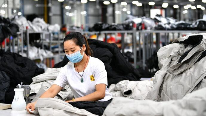 杏悦:正无悬念专家预测杏悦今年中国经济将正增长图片